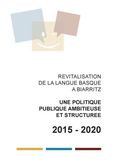 Projet de politique linguistique de Biarritz (fr)
