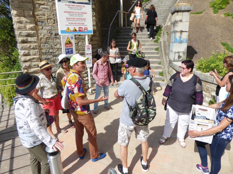 Pays Basque : six visites en euskara