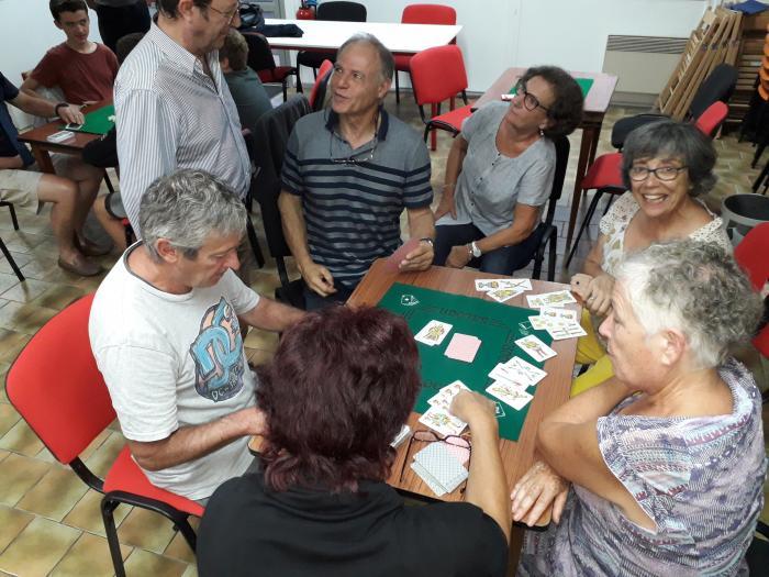 Soirée jeu en basque