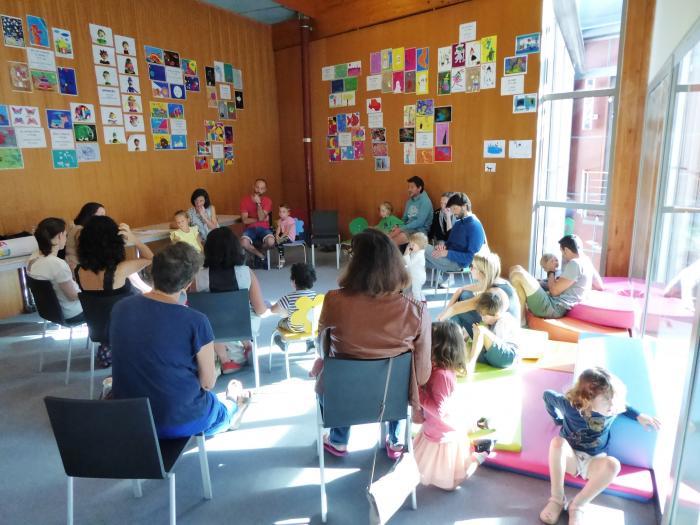 Lisez en basque à vos enfants
