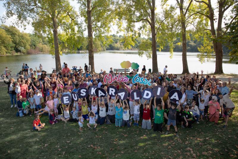 La fête du Lac Marion de l'édition de l'année dernière.