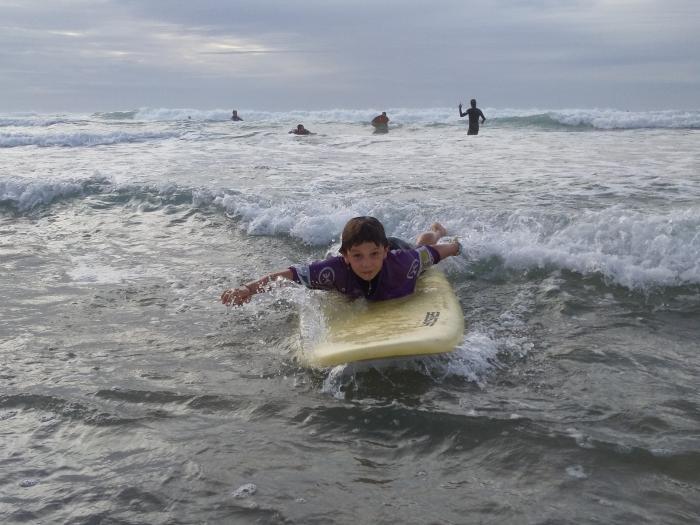 Surf iniziazioa