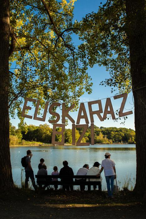 L'euskara, avec plaisir !