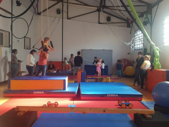Cirque en famille