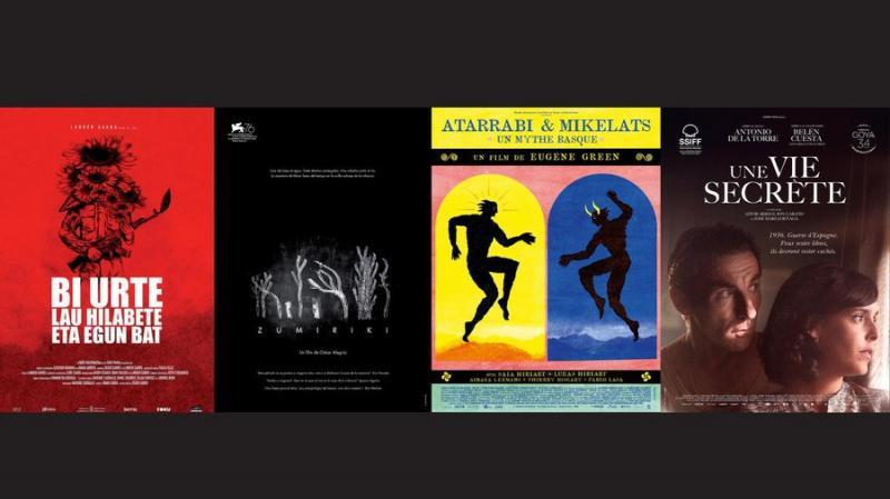 L'ICB accompagne la diffusion du cinéma basque