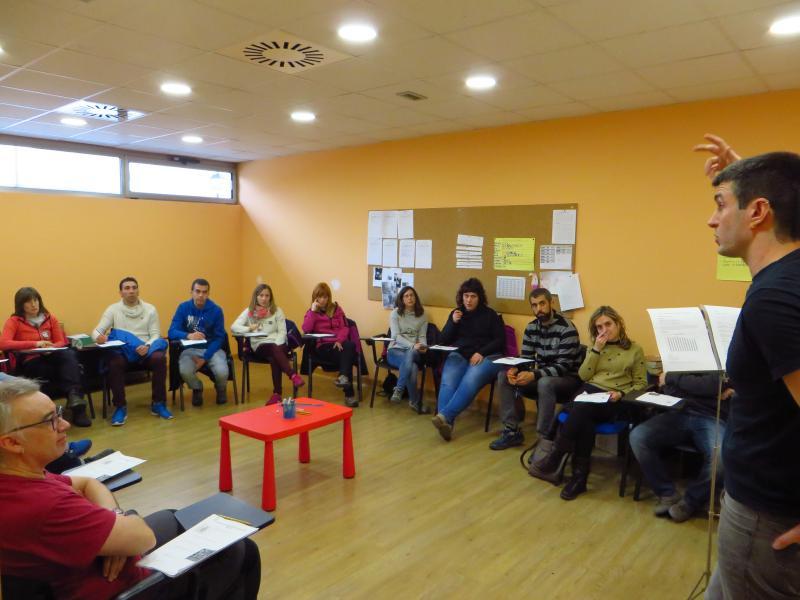Tous les ans, plus de 550 adultes font la démarche d'apprendre l'euskara à Bayonne, Anglet et Biarritz.