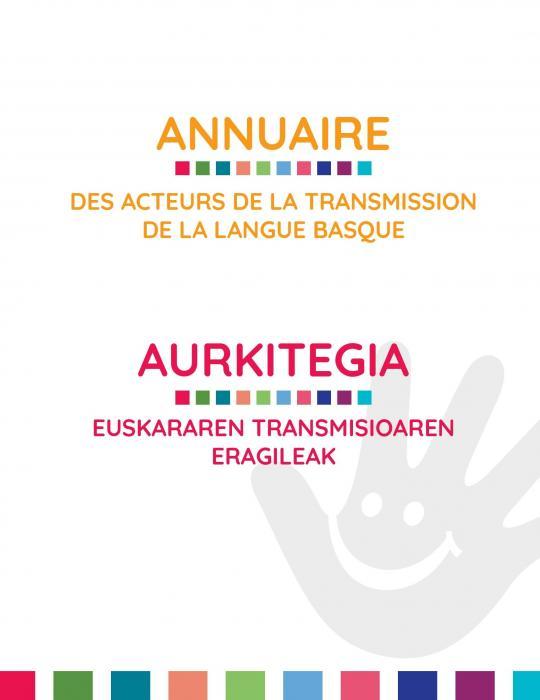 Annuaire de la transmission de l'euskara
