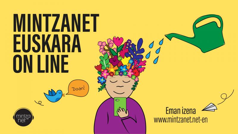 Pratiquer la langue basque depuis chez soi, et gratuitement