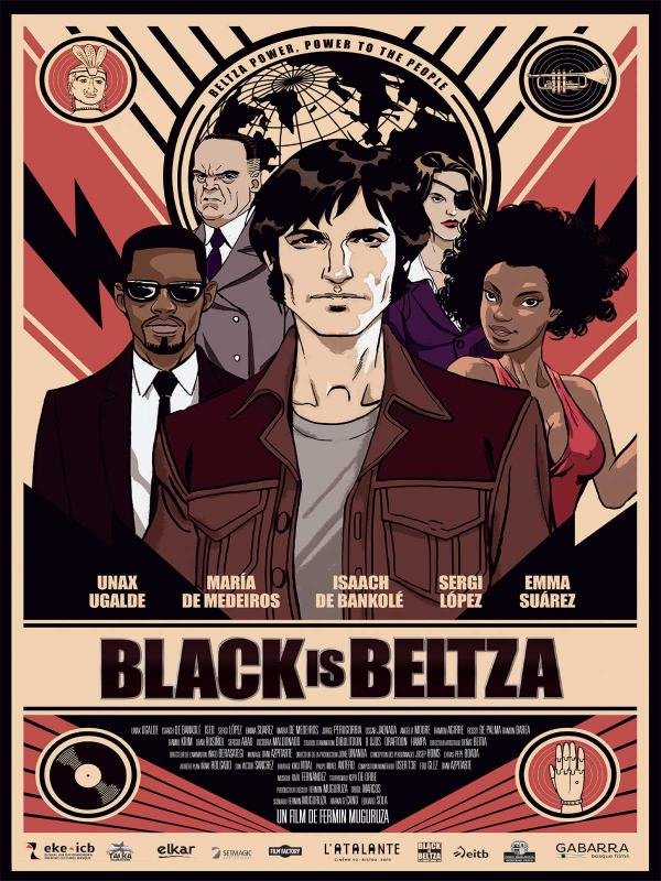 Le film est une adaptation en dessin animé de la BD homonyme de Fermin Muguruza et Harkaitz Cano.