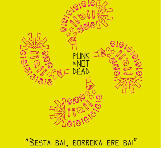 L'histoire de la scène punk au Pays Basque : une journée d'étude