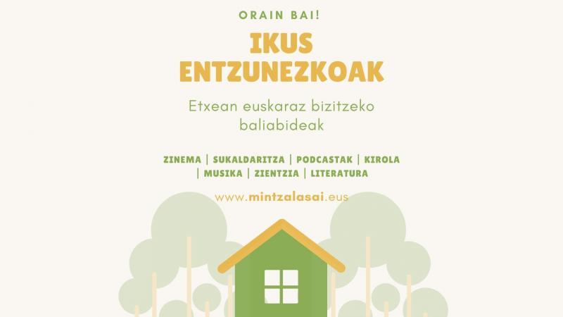 Le 7ème art en euskara