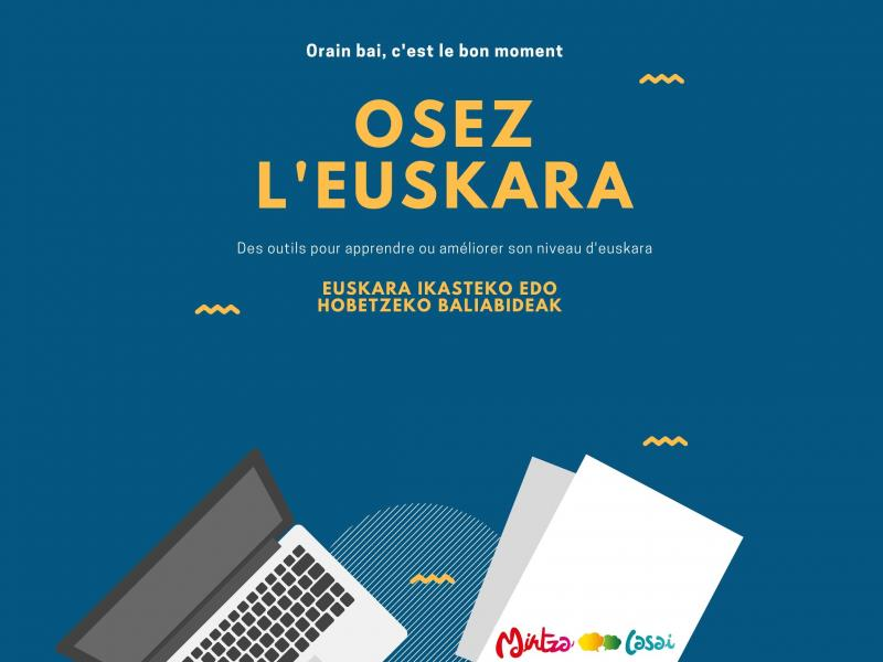 Cours de basque à Radiokultura