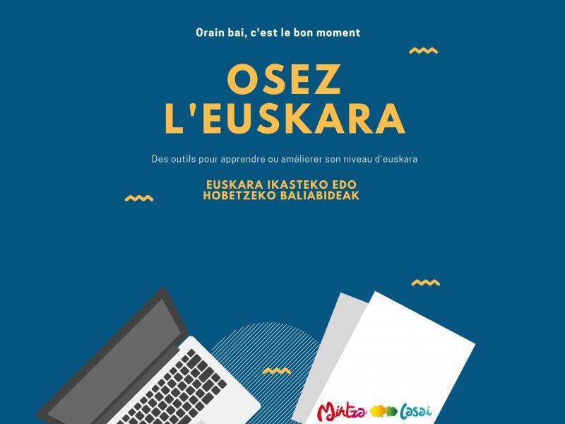 Apprendre l'euskara: des outils en ligne