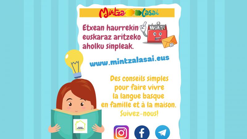 Que faire en euskara avec vos enfants ?