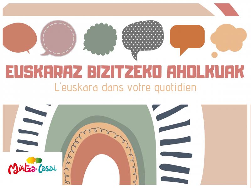 Déconfinement : 7 résolutions pour continuer à faire vivre l'euskara