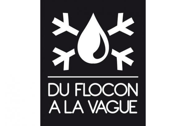 DU FLOCON A LA VAGUE