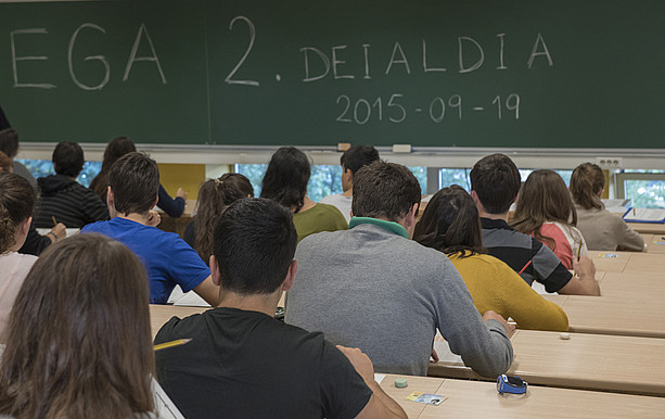 EGA 2019 bigarren deialdia: izen ematea irekia