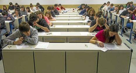 Les examens auront lieu à l'UFR de Bayonne.
