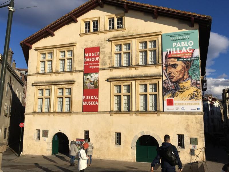 Baionako Euskal Museoaren udako programa