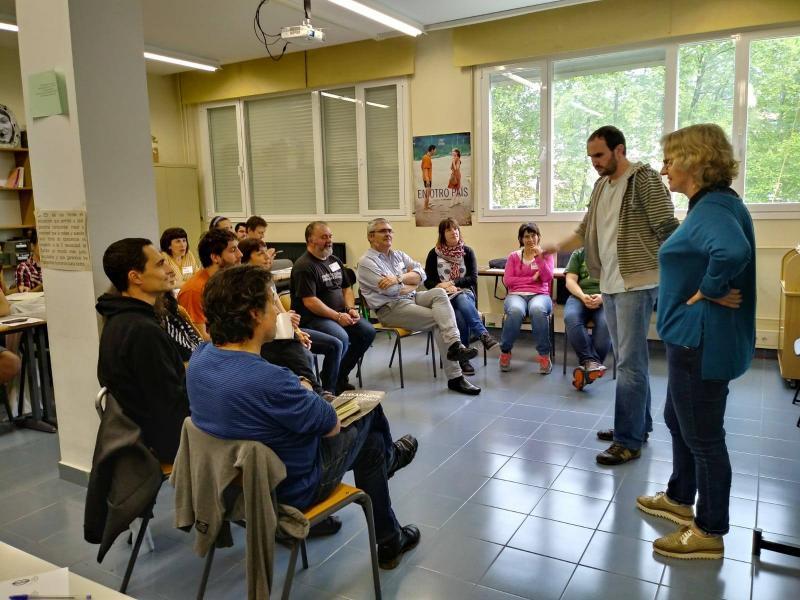 Le collectif ERABIL : encourager la pratique de l'euskara