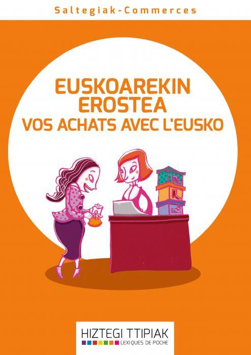 Vos achats avec l'eusko