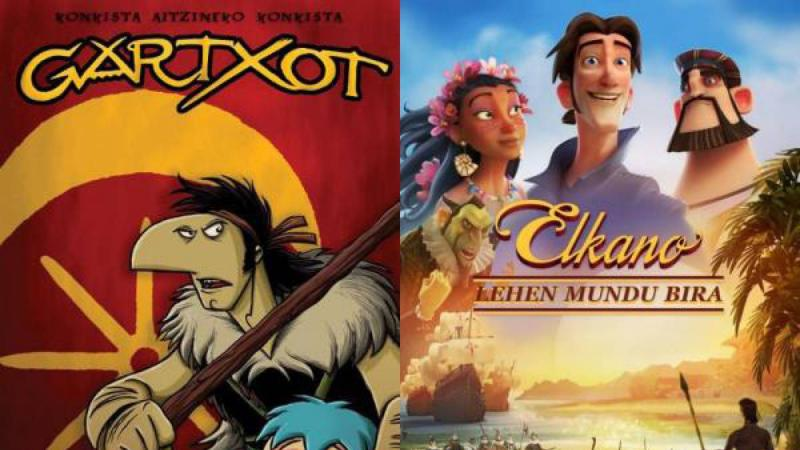 Deux films en euskara, à regarder en famille