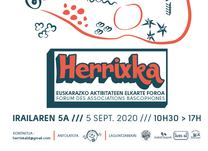 Herrixka, forum des associations bascophones