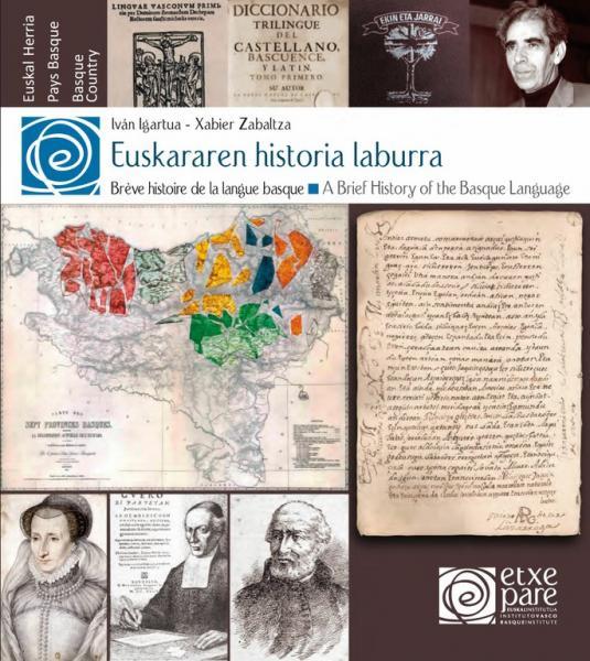 Brève histoire de la langue basque