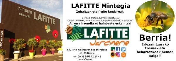 LAFFITE BARATZE SALTEGIA