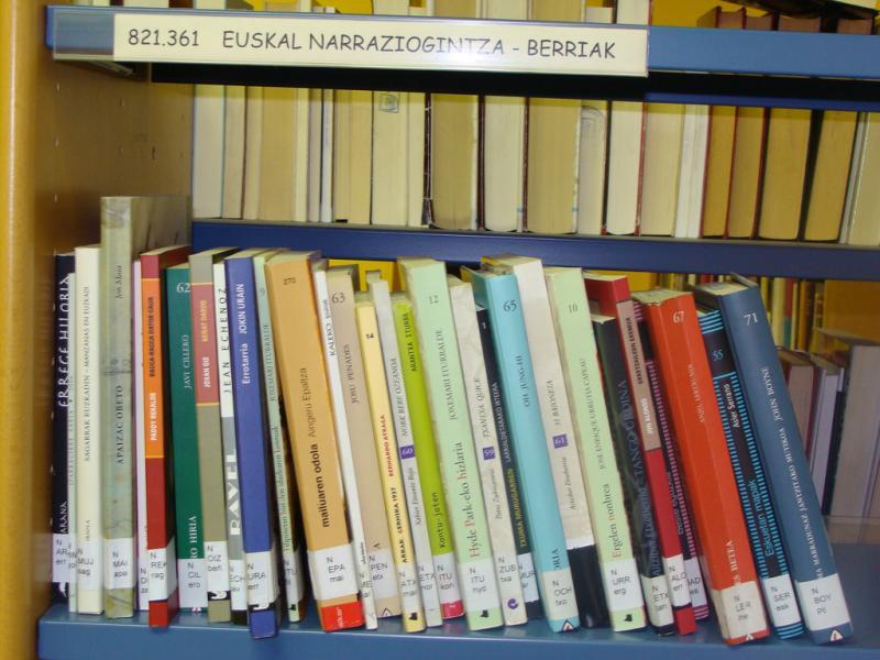 Quelle littérature en basque pour les adolescents ?