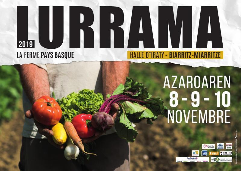 Lurrama 2019 consacré au climat