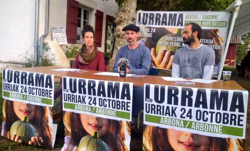 Lurrama 2021 à Arbonne, édition spéciale