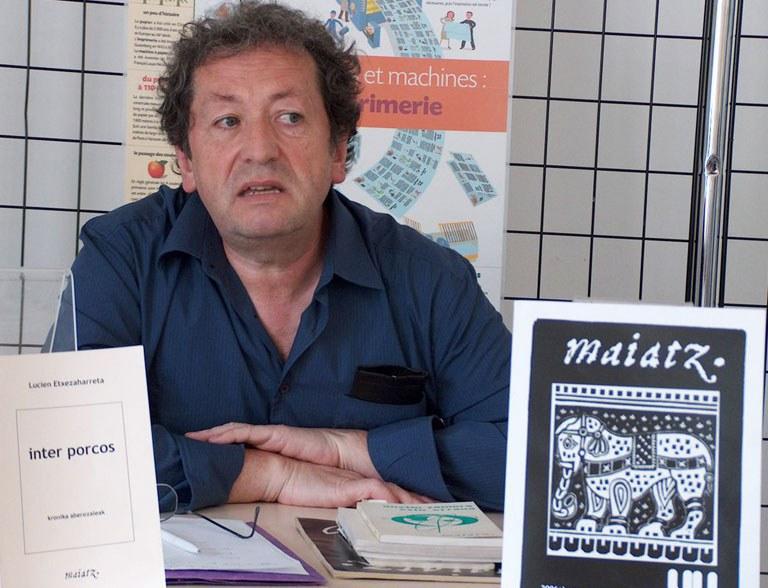 Luzien Etxezaharreta (Argazkia: EKE)