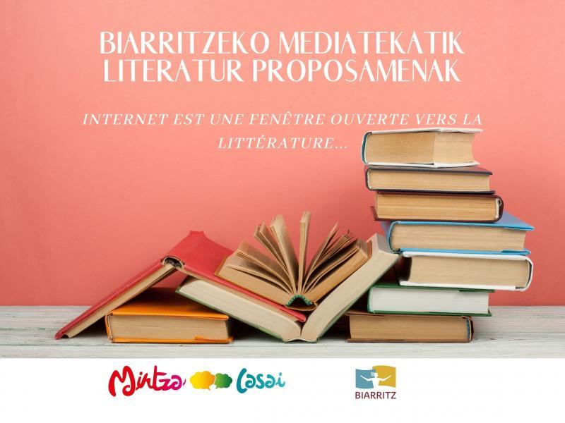 Des propositions pour découvrir la littérature basque