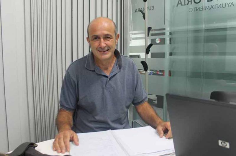 Pello Jauregi est le directeur du projet.
