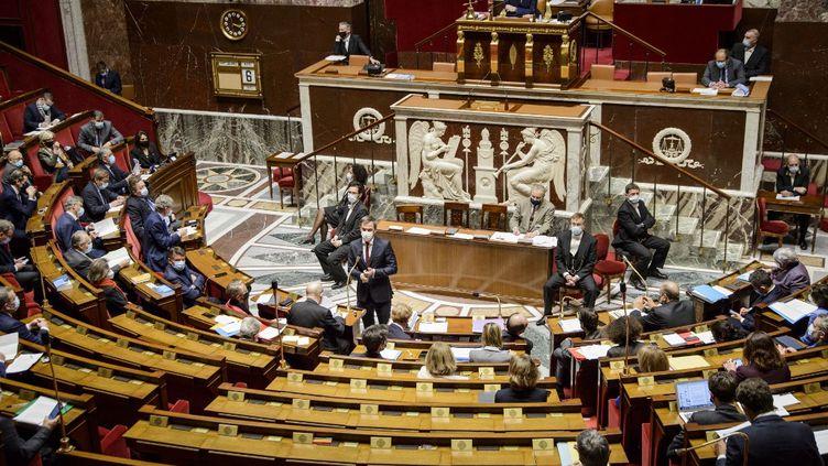 """""""Lurralde hizkuntzen legea"""" onartu da Frantziako Asanblean"""