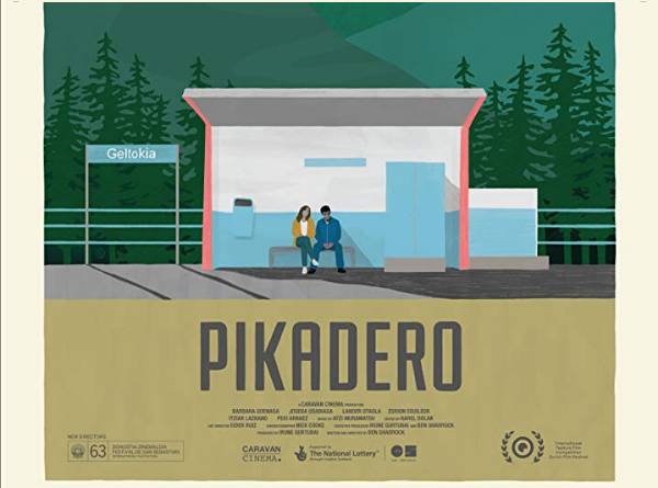 Pikadero euskal filma Miarritzen
