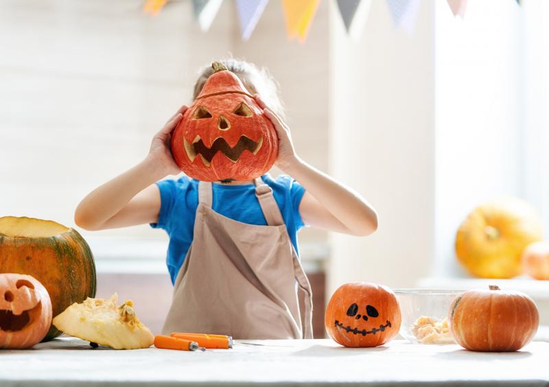 Halloween/Gau Beltza en famille : des idées d'activités