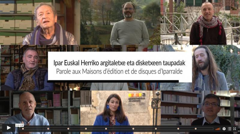 Salon de Durango 2020 : les nouveautés des éditeurs du Pays Basque nord
