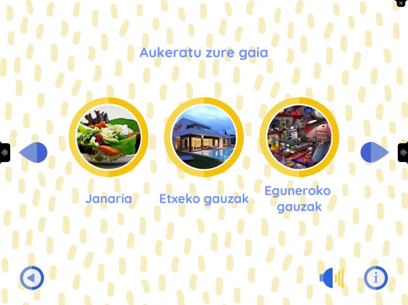 Des applications pour apprendre des nouveaux mots en euskara