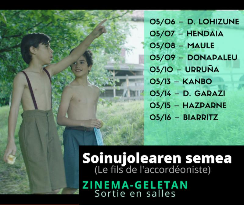 Un nouveau film basque arrive sur nos écrans