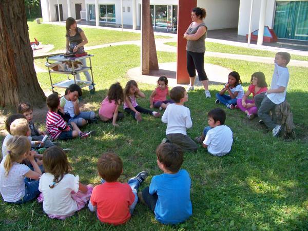 Idéal pour pratiquer l'euskara en dehors de l'école