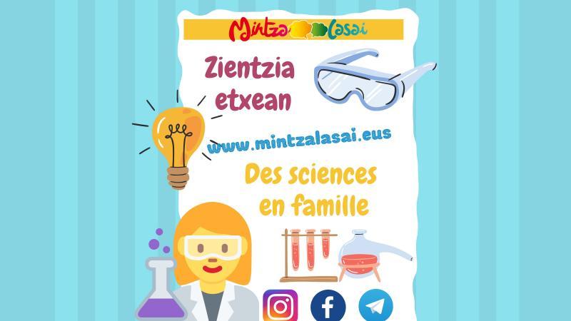 Des sciences en famille