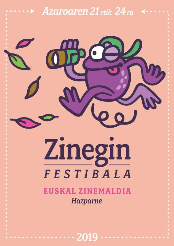 Zinegin, le festival du cinéma basque
