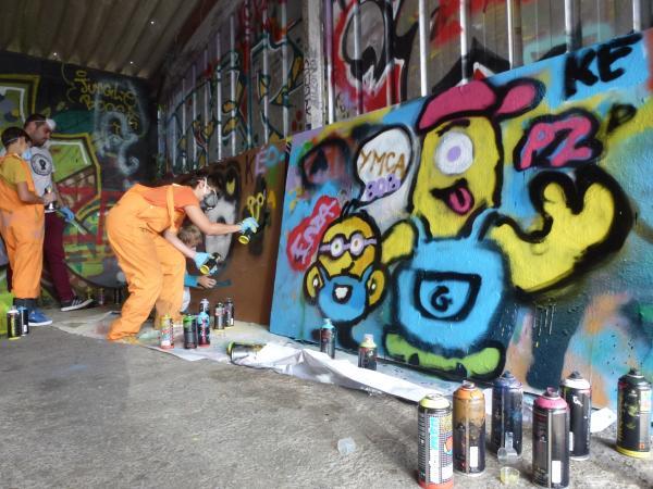 Atelier graf'