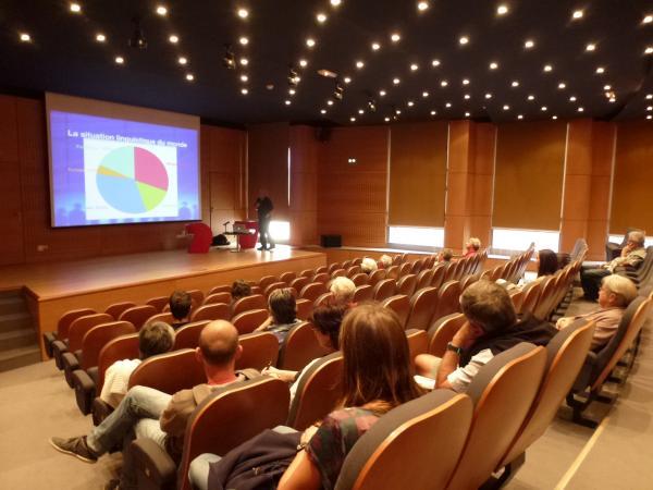 Conférence de L-J Calvet