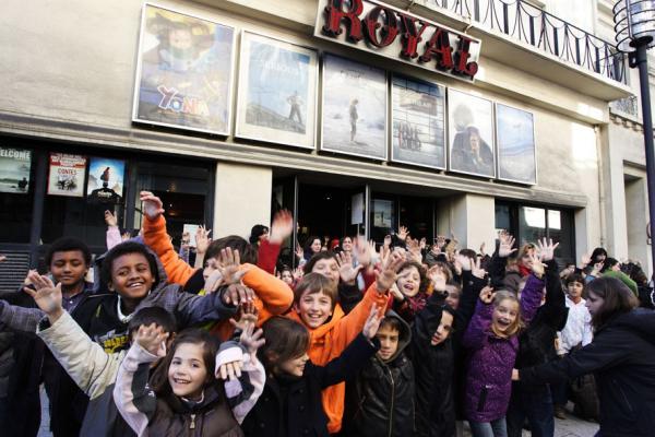 Zinemaldia : le projet qui réunit 10 salles de cinéma et 56 établissements scolaires