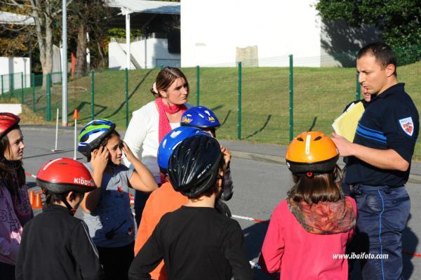 La prévention routière en basque