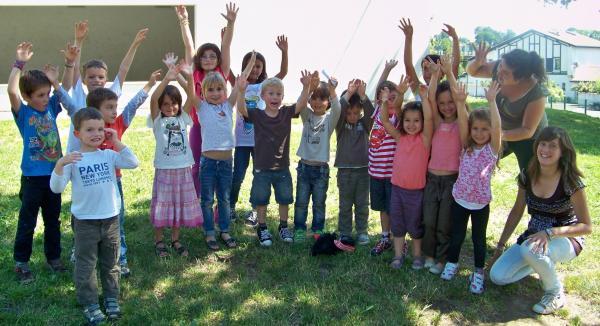 Un accueil en basque tout l'été