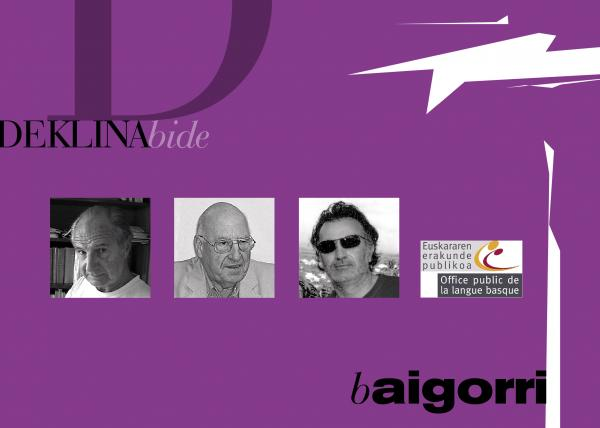 Deklinabide : un livre en hommage à la langue basque